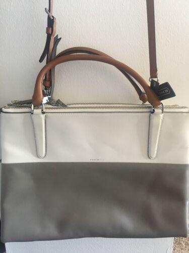 adicional con Leather Coach correa Authentic bandolera New Nwt q0BFxSF