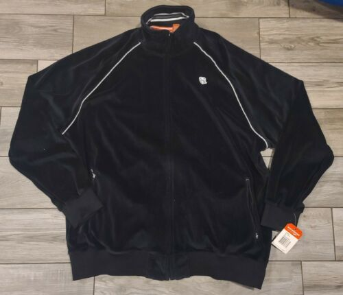 Vintage 2000s NWT Rocawear Velour Track Jacket 2XL