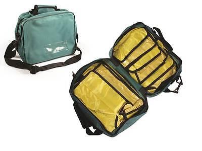 Emergency First Aid Kit Trauma Fast Response Bag with Velcro Pockets EMPTY