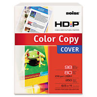 Boise Polaris Premium Color Copy Paper 80lb 98 Bright 8-1/2 X 11 White 250 on sale