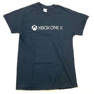 GILDAN-Mens-XBOX-ONE-X-Size-SMall-Black-T-Shirt