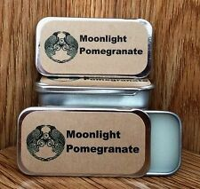 Moonlight Pomegranate - Solid Perfume Balm
