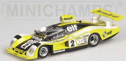 Renault Alpine A 442b Pironi Winners 24h Le Mans 1978 1 43 Model MINICHAMPS