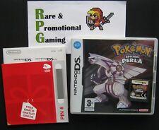 Pokemon: Pearl Version - Spanish - ESP (Nintendo DS, 2007)