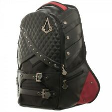 Assassins Creed Suit Up Ubisoft Video Game Ninja Punk School Laptop Bag Backpack