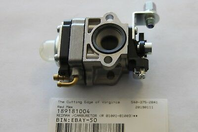 Carburetor for RedMax BC200DL Brushcutter BT200 String//Brush Trimmer 189181004