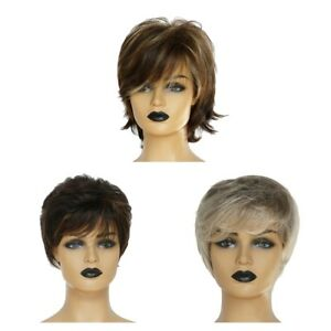 Natural-Human-Hair-Short-Curly-Pixie-Cut-Wig-with-Bangs-for-Women-Wigs-Party