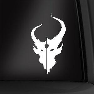 Demon hunter sticker