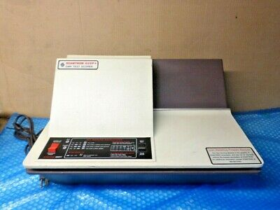Scantron 888P+ Test Score Scanner | eBay