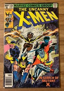 X-Men-126-Marvel-1979-1st-Appearance-Proteus-Mutant-X-Phoenix-Byrne-Bronze-Age