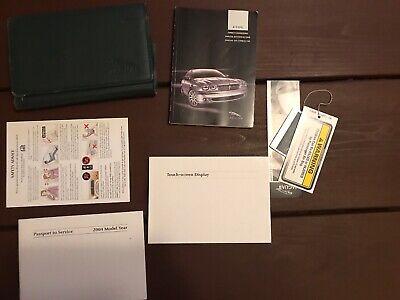 Jaguar x type user manual 2004