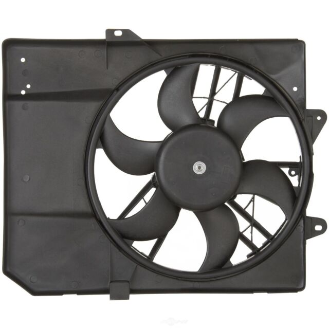 Engine Cooling Fan Assembly fits 1997-1999 Mercury Tracer ...