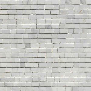 4 pack dumapan madrid white mosaic brick pvc bathroom wall