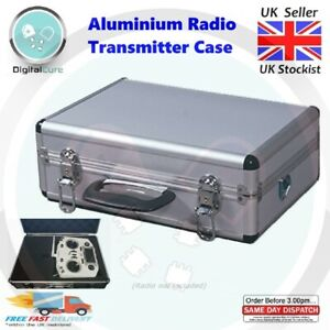 Aluminium-Transmitter-Case-For-Taranis-X9D-X7-X7S-Spektrum-DX6i-DX5E-DX8-Futaba