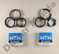 NTN steering stem head ball bearings for Ducati 1199 Panigale 12-14 inc S R