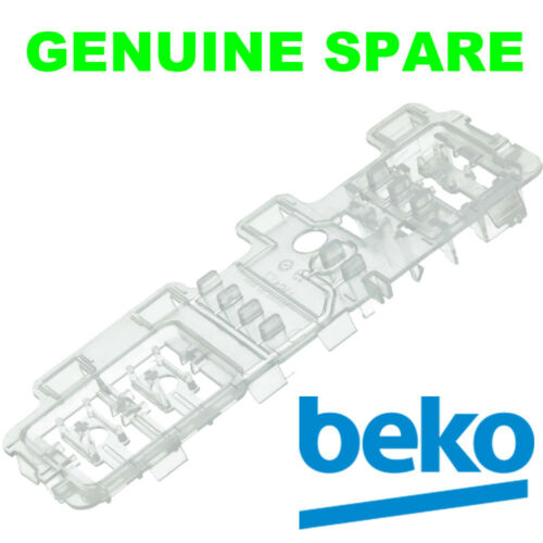 BEKO DCU7230 DCU7230B DCU7230EJ150 Tumble Dryer Light /& Button Frame 2963670100
