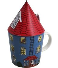 Moomin Mug Moomin House Arabia Finland *NEW with tag and Roof