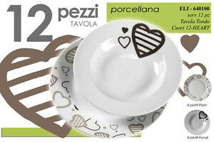 SERVIZIO-PIATTI-TONDO-PORCELLANA-12-PZ-PASSIONE-CASA-CUORE-BEIGE-BIANCO-640100