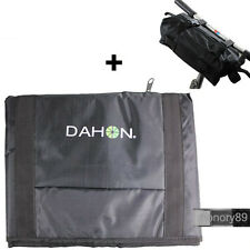 """DAHON Cycling bicycle Folding Bike Carrier Bag Carry Bag 14""""-20""""  + Pouch"""