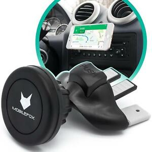 mobilefox-Iman-Ranura-CD-Coche-Soporte-coche-para-Huawei-P10-P9-P8-Lite