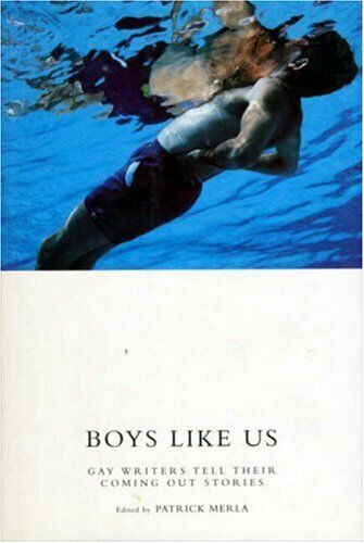 Boys Like Us: Gay Writers tell their Coming-Out stories,Patrick Merla