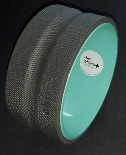 "Brand New 10/"" Chirp Yoga Wheel Medium Back Spine Wheel+ Fast Shipping"