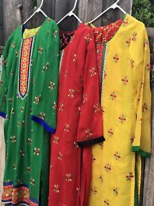 Pakistani Designer Maria B Shalwar Kameez Sana Safinaz Agha Noor Asim Jofa Kurta