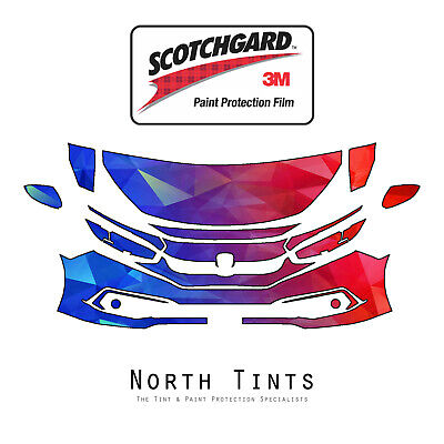 Honda Civic SI Sedan 2006-2008 PreCut 3M Scotchgard Paint Protection Clear Bra