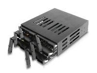 Aluminum (5.25) To (6 X 2.5 Sata Ii Iii 6.0g Hdd)(hot-swap Cage) Backplane