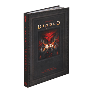 Blizzcon-2019-The-Art-of-Diablo-Collectors-Art-Book-250-Pages-Hardcover-Rare