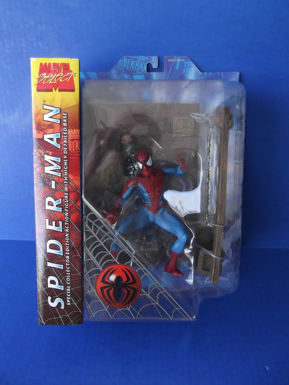 Marvel Select Spider-Man Spiderman SPECIAL COLLECTOR EDTION