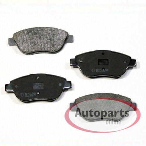 Bremsbeläge Bremsklötze für vorne hinten*