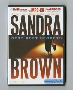 Best-Kept-Secrets-by-Sandra-Brown-MP3CD-Audiobook
