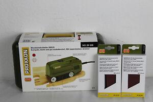 PROXXON 28924 Packung Schleifbänder Korn 150 für Blockbandschleifer BBS//s 28526
