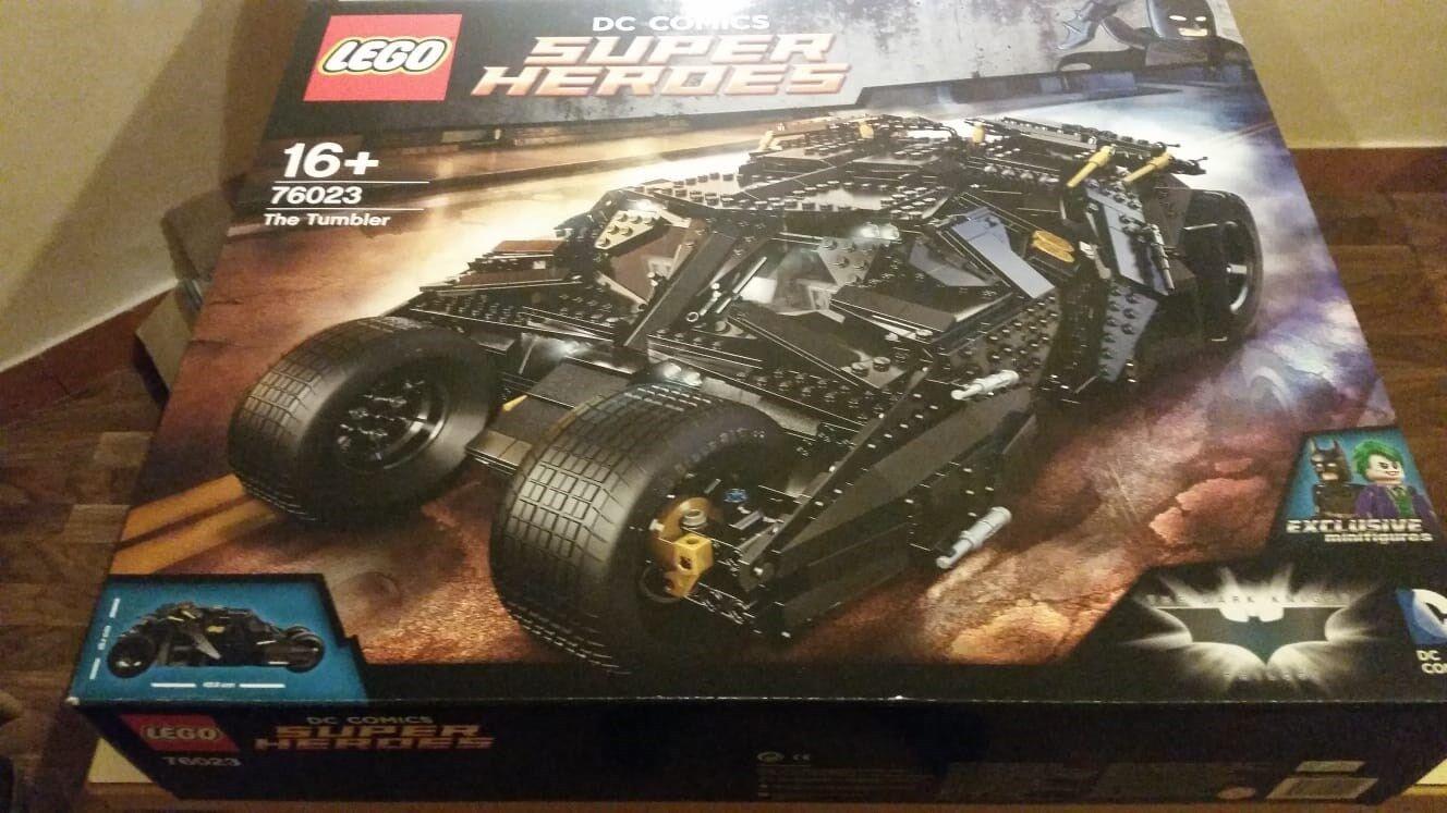 Lego 76023 - The Tumbler - MISB | Les Consommateurs Consommateurs Consommateurs D'abord  9716bc