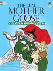 The Real Mother Goose Coloring Book by Stephen V. Gache (Paperback, 2009)