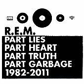 R.E.M. - Part Lies Part Heart Part Truth Part Garbage 1982-2011 NEW NOT SEALED