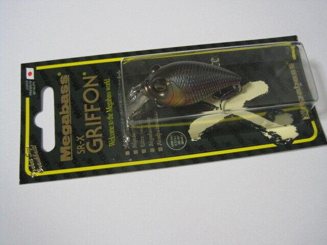 Megabass ito SR-X GRIFFON ABURABOTE Limited color NIP