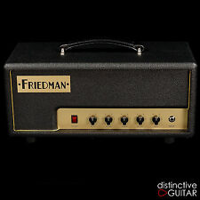 FRIEDMAN PINK TACO 20 WATT TUBE HEAD SINGLE CHANNEL AMPLIFIER PLEXI OVERDRIVE