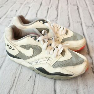 sports shoes 465ce a045a Image is loading Vintage-1991-OG-Nike-Air-Trainer-TW-Lite-