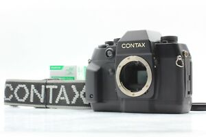 [ MINT ] Contax AX 35mm SLR Film Camera Body Strap From Japan