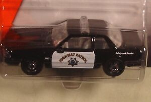 Matchbox Police Ford LTD - Loose Cars