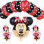 Disney-Mickey-Minnie-Mouse-Birthday-Foil-Latex-Balloons-1st-Birthday-Baby-Shower thumbnail 51