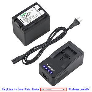 Kastar-Battery-LED-Super-Fast-Charger-for-Panasonic-VW-VBK360-amp-SDR-S71-SDR-S71K