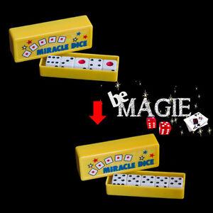 Miracle dice - Dés magiques - Tour de magie