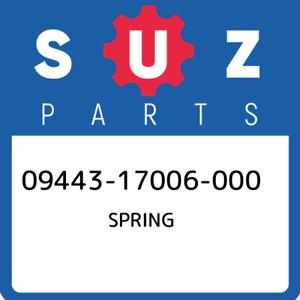 09443-17006-000-Suzuki-Spring-0944317006000-New-Genuine-OEM-Part