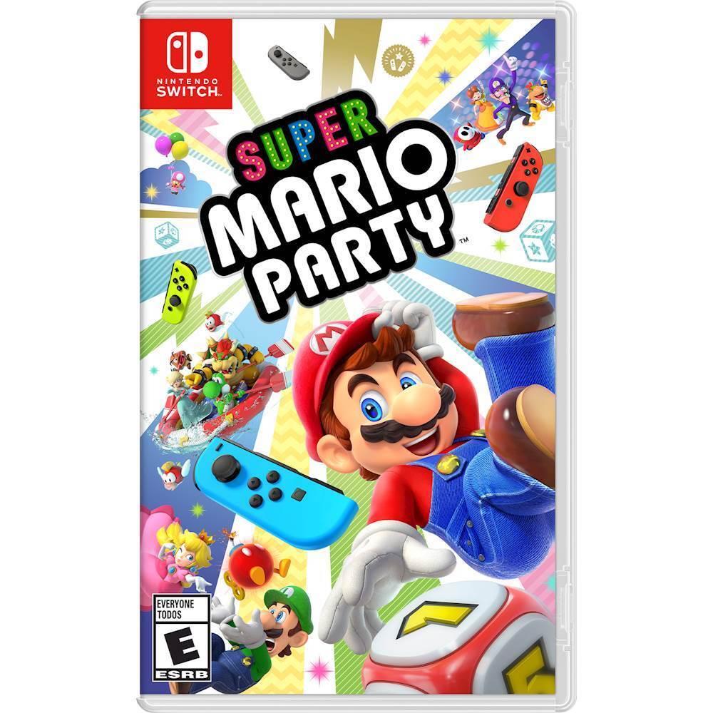 Super Mario Party Standard Edition - Nintendo Switch 1