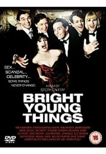 1 of 1 - Bright Young Things DVD Guy Henry New and Sealed Original UK Release R2