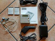 CREATIVE MuVo2  5GB  Lettore Mp3 - OTTIMO + Adattatore per auto