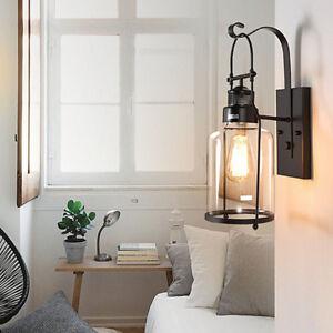 Kitchen Wall Lighting Indoor Wall Lights Bar Glass Wall Lamp